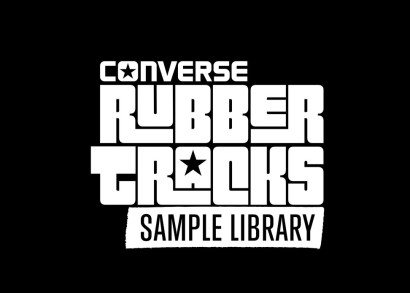 NOVINKY Z CONVERSE RUBBER TRACKS SAMPLE LIBRARY