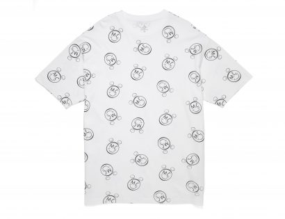 CONVERSE X MILEY CYRUS OVERSIZED LOGO TEE DRESS