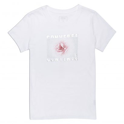 Hypnotizing Rose Crew Tee