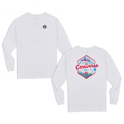 Mountain Club Long Sleeve Tee