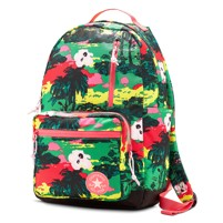 GO BACKPACK ACID GREEN/BLACK/STRAWBERRY JA
