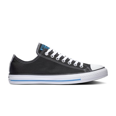 Chuck Taylor All Star BLACK/TOTALLY BLUE/WHITE