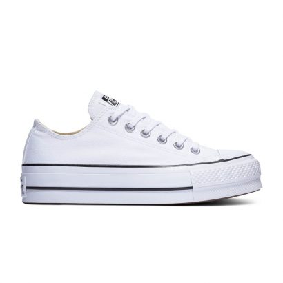 Chuck Taylor All Star Lift WHITE/BLACK/WHITE