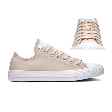 Chuck Taylor All Star PARTICLE BEIGE/WHITE/WHITE