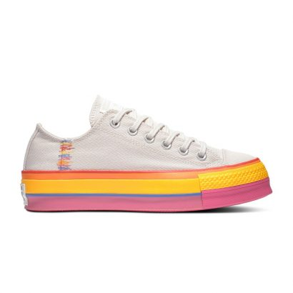 CHUCK TAYLOR ALL STAR LIFT RAINBOW