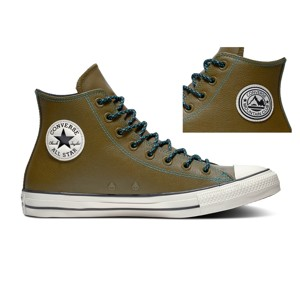 Tumbled Leather Chuck Taylor All Star