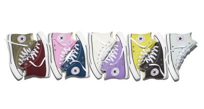 CONVERSE ПРЕДСТАВЛЯЕТ КОЛЛЕКЦИЮ Chuck Taylor All Star Seasonal Color