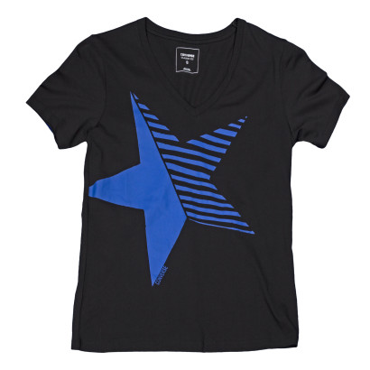 Star Easy Vneck Tee