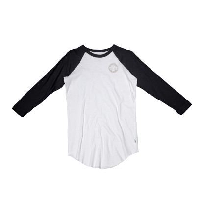Embroidered Left Chest Cp Raglan