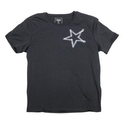 Reflective Tape Star Cp Tee
