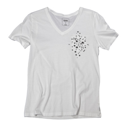 Star Easy Vneck Pocket Tee