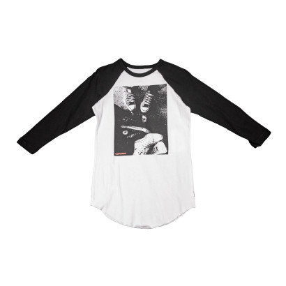 Chucks Photo Raglan Tee