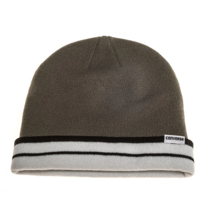 Stripes Flat Knit Watchcap