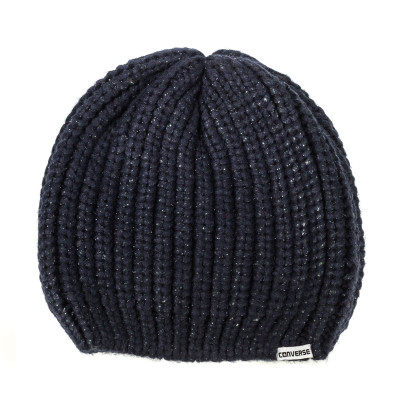 Metallic Coated Beanie