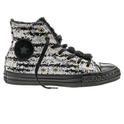 Chuck Taylor All Star Winter Knit + Fur