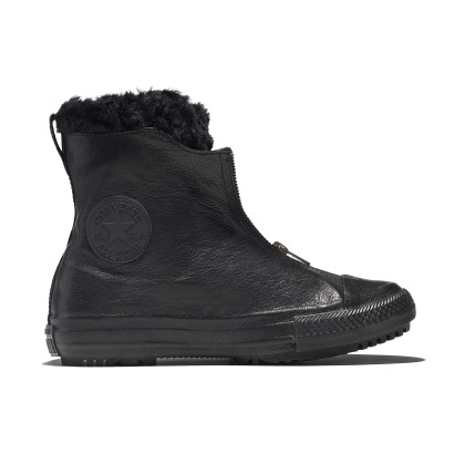 Chuck Taylor All Star Hi-Rise Boot Shroud Leather + Fur