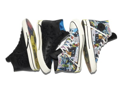 CHUCK TAYLOR ALL STAR '70 DC COMICS BATMAN QUICK STRIKE