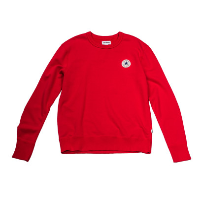 Knitted Men's LS crew