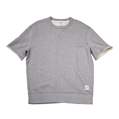 Knitted Men's SS crew