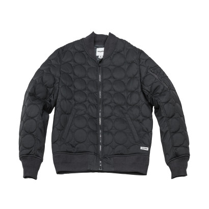 Quilted Shield Bomber