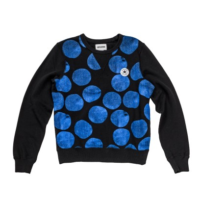 Dot CP Color Blocked Crew — FT