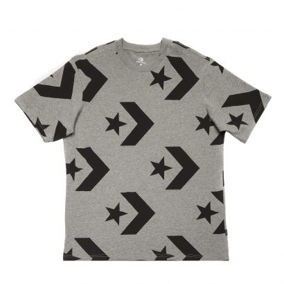 Short Sleeve Star Chevron Tee