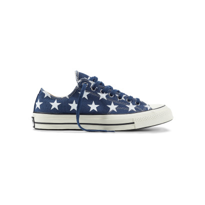 Chuck Taylor All Star '70 Bars and Stars Print