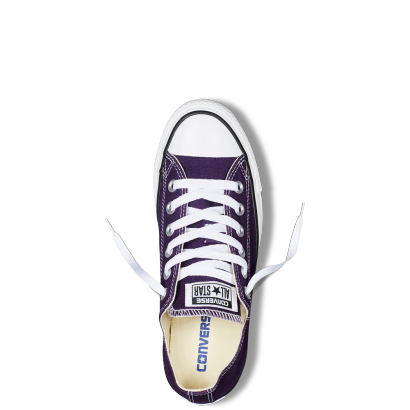 Chuck Taylor All Star Eggplant Peel Ox