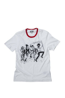 NICK PUNK ROCK RINGER TEE