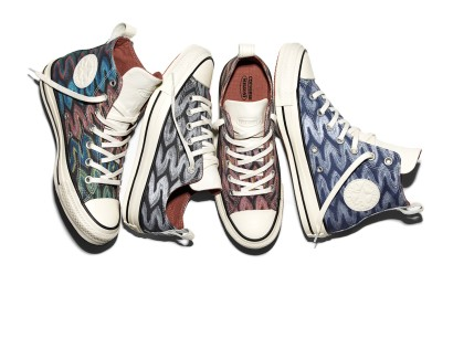 Chuck Taylor All Star Missoni kolekcija
