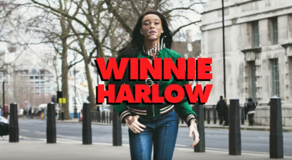 Forever Chuck: From The Runway to the Streets with Winnie Harlow
