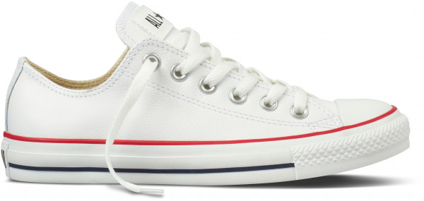 Chuck Taylor All Star White Leather