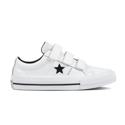 ONE STAR 3V WHITE