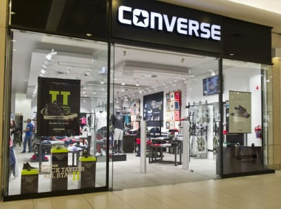 CONVERSE ANNOUNCES THIRD SOUTH AFRICAN STORE