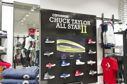CONVERSE ANNOUNCES FOURTH SOUTH AFRICAN STORE