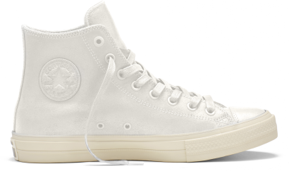 John Varvatos Coated Leather Chuck Taylor All Star II Hi-Top