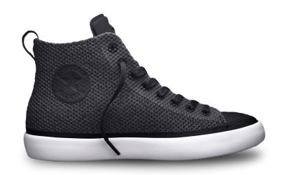 All Star Modrn Hi: Black