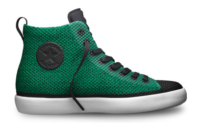 All Star Modrn Hi: Lucid Green