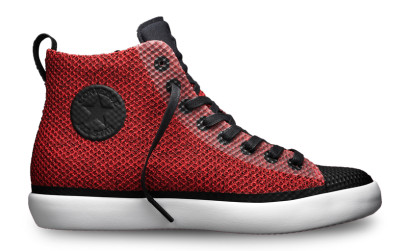 All Star Modrn Hi: Action Red