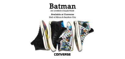 CHUCK TAYLOR '70 X BATMAN COLLECTION