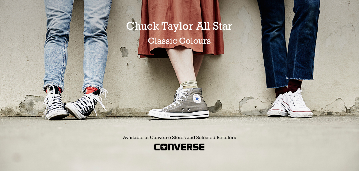 fc7d9cd254b4 CONVERSE SOUTH AFRICA - CHUCK TAYLOR ALL STAR CLASSIC COLORS