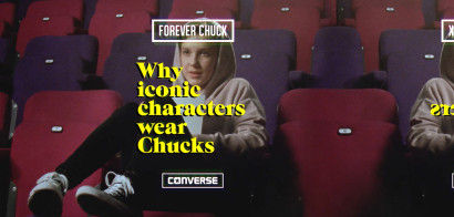 CONVERSE & BOBBY BROWN DIVE INTO FILM