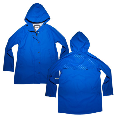 REFLECTIVE DOT RAINCOAT