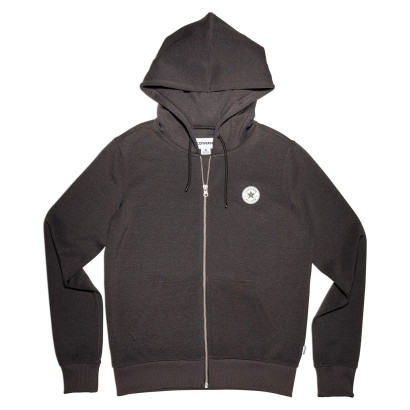 STRETCH INTERLOCK FZ HOODIE