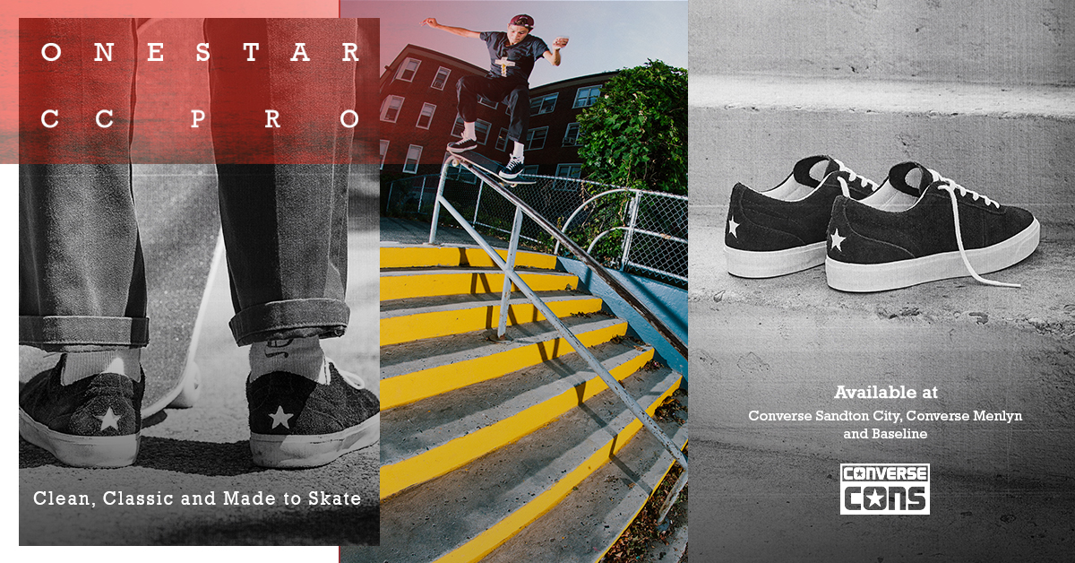 CONVERSE SOUTH AFRICA - MADE TO SKATE 6295c791d