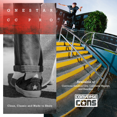 One Star CC Pro – Clean, Classic and Made to Skate