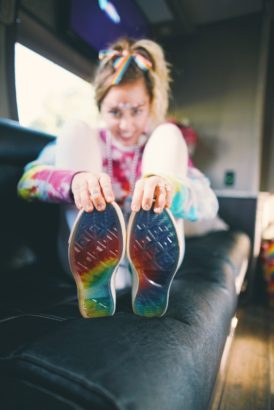 MILEY CYRUS SAYS, 'YES TO ALL' WITH CONVERSE