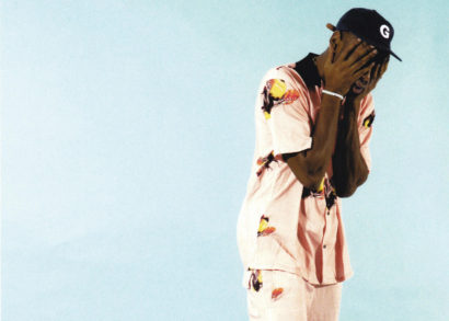 CONVERSE AND TYLER, THE CREATOR LAUNCH ONE STAR x GOLF LE FLEUR COLLECTION