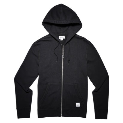 CONVERSE ESSENTIALS FULL ZIP HOOD