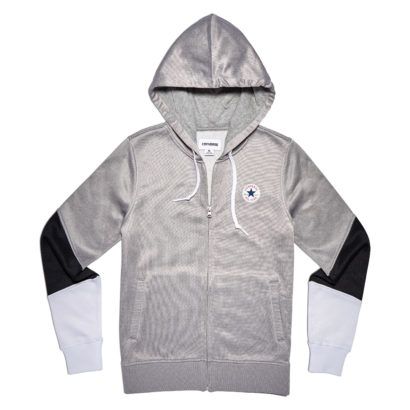 CORE BLOCKED FULL-ZIP HOODIE